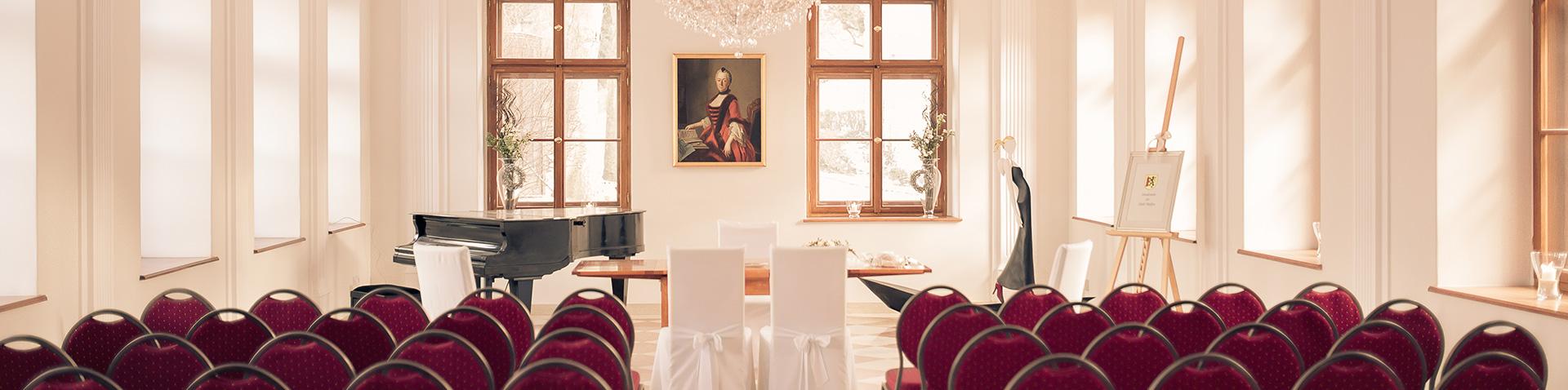 Festsaal - Schloss Proschwitz