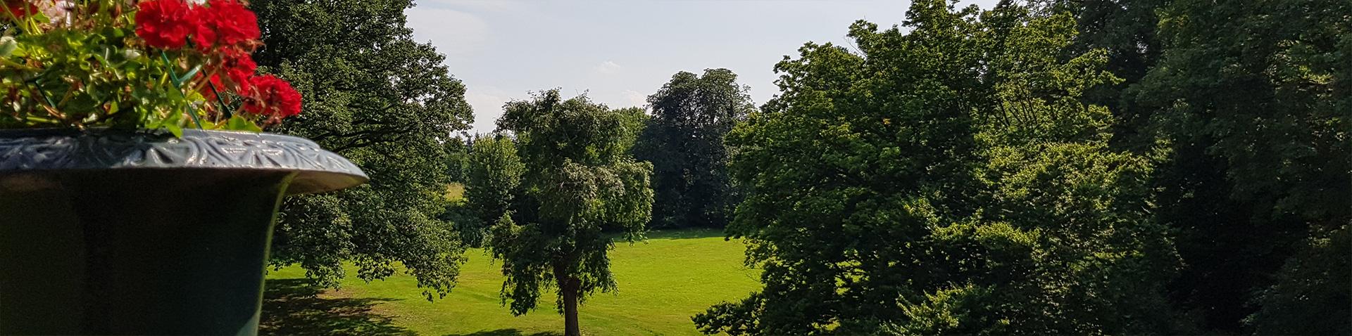 Schlosspark - Schloss Proschwitz