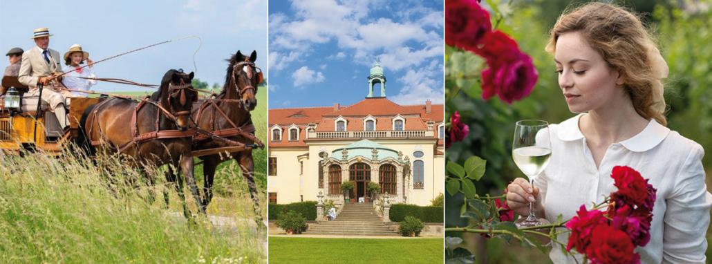 Veranstaltungen Frühjahr - Schloss Proschwitz