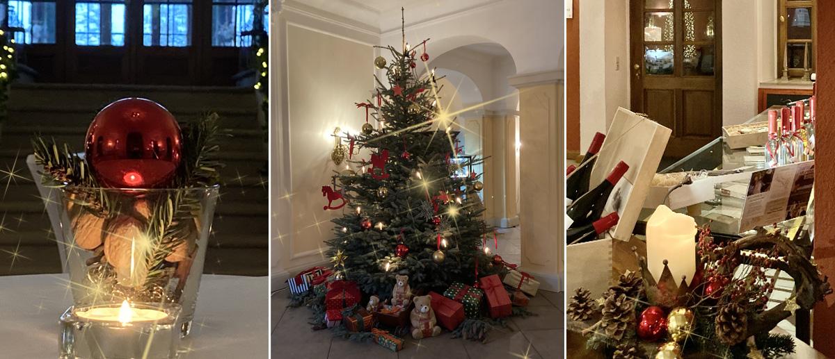 Wir wünschen Ihnen ein gesegnetes Weihnachtsfest